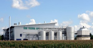 In operation since July 2012: sunliquid® demonstration plant in Straubing, © Clariant