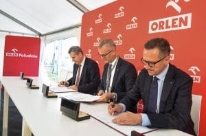 Clariant and Orlen Poludnie - License Agreement
